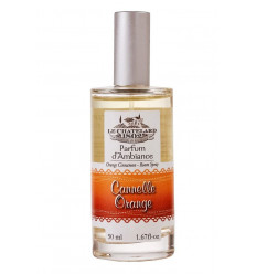 Parfum Camera Vaporizator Natural 50ml Scortisoara-Portocala Cannelle-Orange