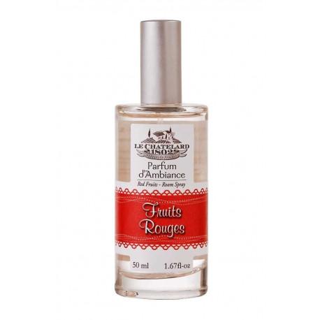 Parfum ambiental natural FRUCTE ROSII, spray