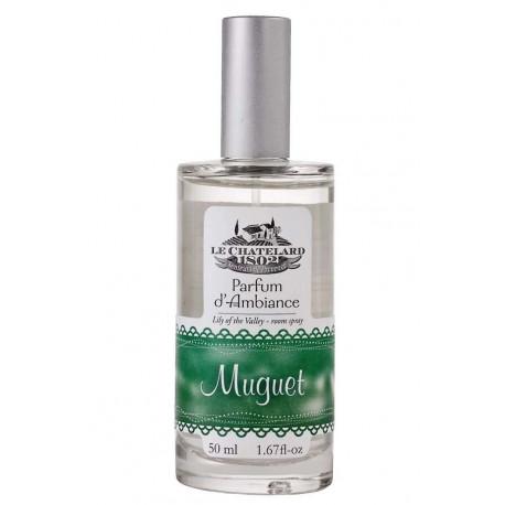 Parfum Camera Ambiental Vaporizator Natural 50ml Lacramioare Muguet Le Chatelard 1802