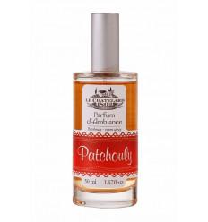 Parfum Camera Ambiental Vaporizator Natural 50ml Patchouly Paciuli Le Chatelard 1802