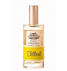 Parfum ambiental natural FLORI de TEI, spray