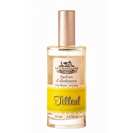 Parfum ambiental natural FLORI de TEI, spray