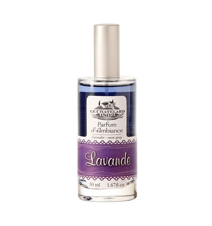 Parfum Camera Ambiental Vaporizator Natural 50ml Lavanda De Provence Le Chatelard 1802