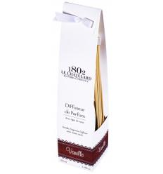 Difuzor Parfum Cu Bete Ratan 100ml Vanille Vanilie Le Chatelard 1802 Natural Camera