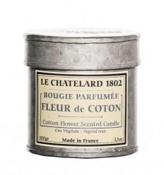 Lumanare Parfumata 100g Fleur de Coton Bumbac Cutie Galva