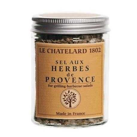 Sare de mare mixata cu ierburi de Provence